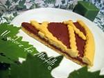 crostata cioccolato, crostata crema nocciole, nutella, crostata, dolce nutella, dolce, cioccolato