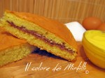 torta gènoise,torta genoise,pan di spagna, base torta, torta da congelare, dolci senza lievito