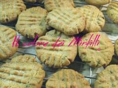 Biscotti al burro di arachidi (U.S.A Peanuts Butter Cookies), biscotti friabili, biscotti al burro,