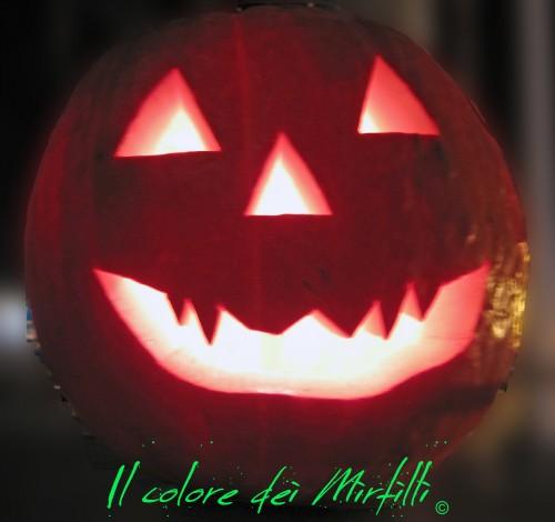 zucca halloween - la zucca n°1, zucca halloween, zucca intagliata, zucca halloween 2012