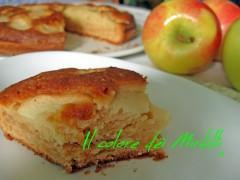 torta di mele, dolce alle mele, mele, torta colazione